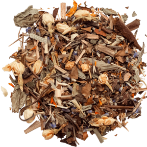 nyugtató tea elalvás segítő természetes győgynövény összetevők citromfu kamilla macskagyökér stressz ideg oldó feszültség vérnyomás gyulladás csökkentő