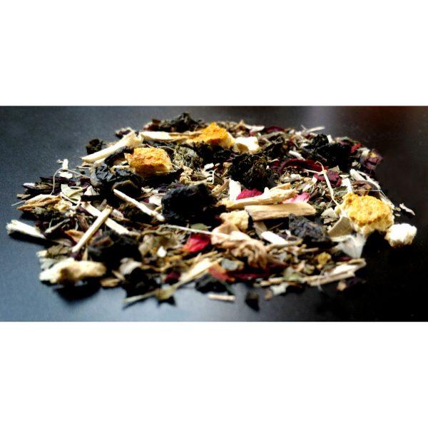 Méregtelenítő fogyasztó teakeverék